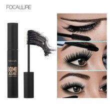 Focallure Mascara eyelash makeup Waterproof Volume Express 3D Makeup With Black Color mascara pincel-maquiagem