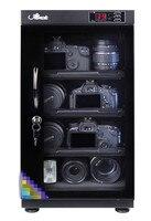 50L Digital Dehumidify Dry Cabinet Box for Lens Camera Equipment Storage