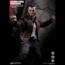 DAMTOYS GK011 1/6 Gangsters Kingdom – Diamond 5-Ralap & The Wolf-Ghost  12″  Action Figure Collection Toys Gifts In-stock