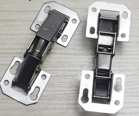Kitchen Cabinet 90 Degree Hinges 2 Pair CHB405GA Concealed Cupboard Door Hinge Furniture Hardware Accessories Fittings & Door Fitting Accessories Promotion-Shop for Promotional Door ... Pezcame.Com