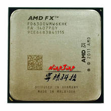 AMD FX-Series FX6300 FX 6300 3.5 GHz Six-Core CPU Processor FD6300WMW6KHK Socket AM3+(China)