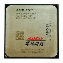 AMD FX série FX6300 FX 6300 3.5 GHz Six Core processeur dunité centrale FD6300WMW6KHK prise AM3 +