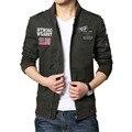 2015 мода ввс США военная куртка повседневная мужская униформа куртки М 3XL 4XL JP3618