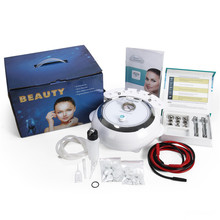 3 in 1 Diamond Dermabrasion Facial Machine With Sprayer Vacuum For Skin Cleansing Rejuvenation Microdermabrasion