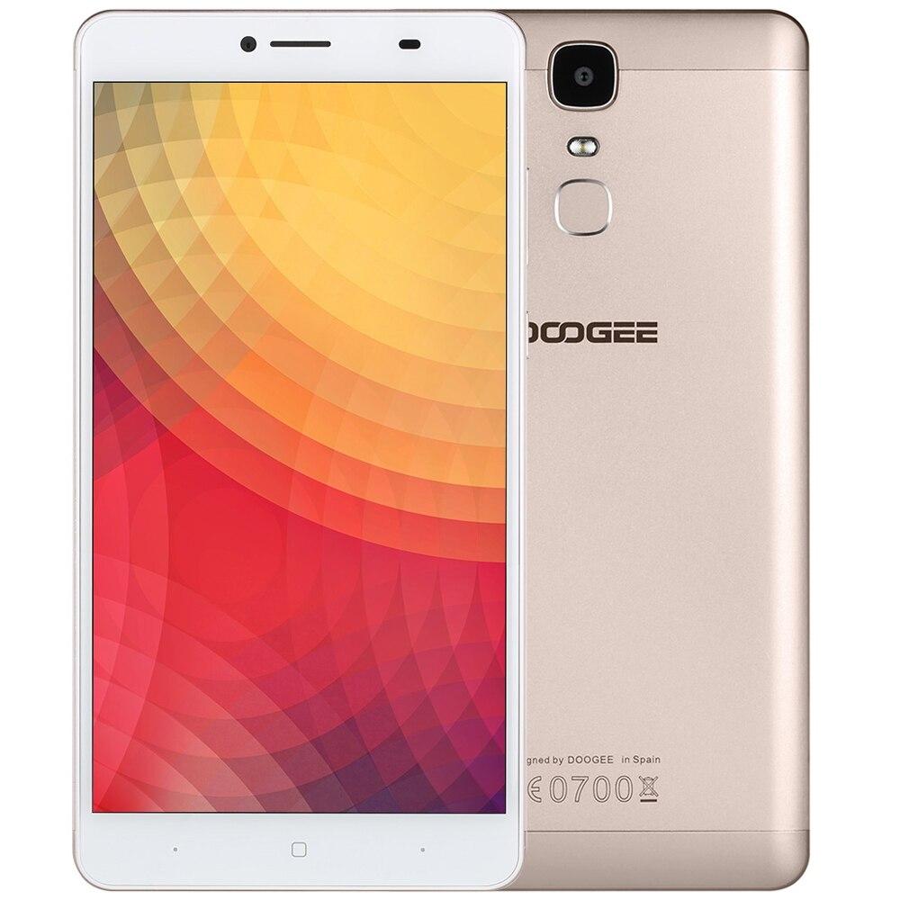bilder für DOOGEE Y6 Max Android 6.0 Smartphone 6,5 Zoll 4G MTK6750 Octa Core-Handy 1,5 GHz 3 GB + 32 GB Rear 13.0MP Kamera Handy