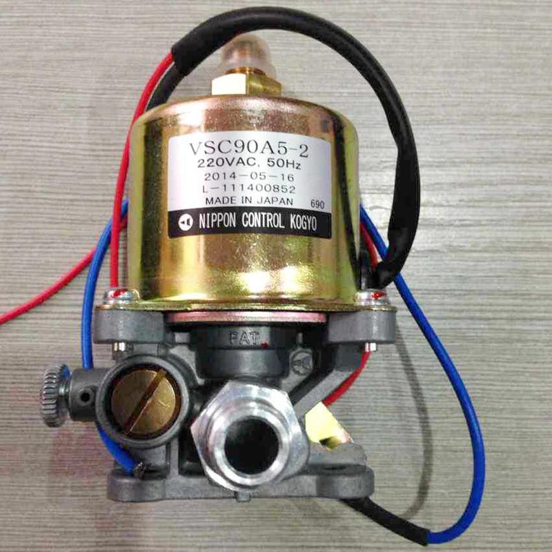 все цены на Nippon Burner parts Electromagnetic Pump VSC90A5-2 for Methanol Burner Diese Oil Burner онлайн