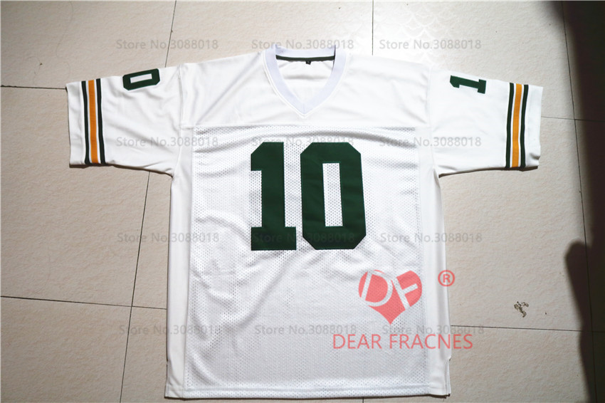 f7314d65 Cheap Shirt for Mens American Football Jerseys Bethel High School #10 Allen  Iverson Jersey Throwback Jerseys Retro Red Stitched-in America Football  Jerseys ...