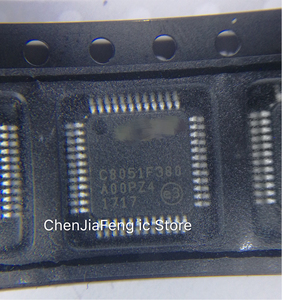 Image 1 - 10 PCS ~ 20 יח\חבילה חדש מקורי C8051F380 GQR C8051F380 QFP