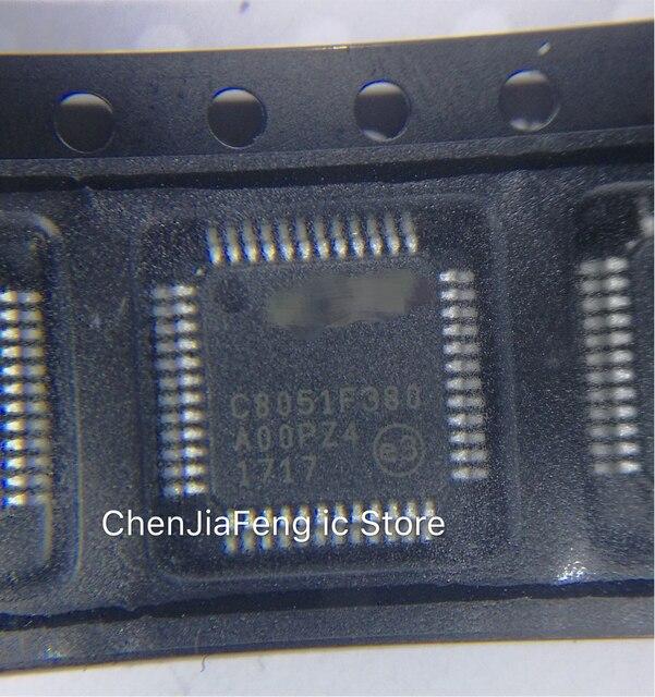 10 PCS ~ 20 יח\חבילה חדש מקורי C8051F380 GQR C8051F380 QFP
