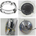 1pcs 7inch Round Headlight Ring Mounting Bracket for Harley Davidson Headlight Mount