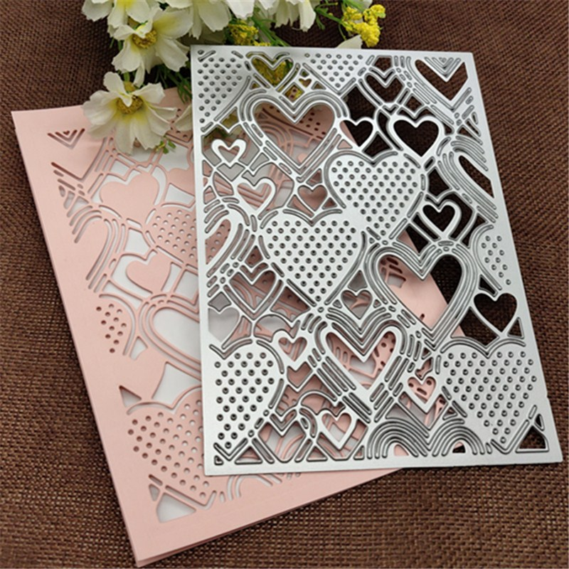 Word Baby showes Metal Cutting Dies For Scrapbooking Card Craft Decor LY