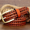 Pin Buckle Woven Knitted Quality Belt 4