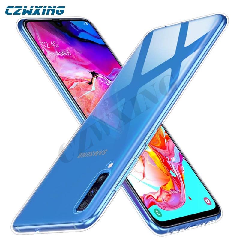 For Samsung Galaxy A70 Case Samsung A70 Case Soft Silicone Back Cover Phone Case For Samsung Galaxy A70 A 70 A705 Sm A705f A705f Phone Case Covers Aliexpress