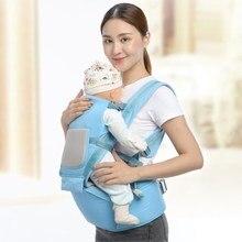 Детские Хип сиденья Перевозчик стулообразные ходунки младенческой Слинг удерживать поясной мешок обернуть рюкзак бедра ремни безопасности Перевозчик