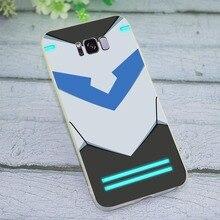 Case for Samsung Galaxy A9 2018 Voltron Legendary Defender Phone Cover for A10 A20 A30 A40 A50 A70 J3 J5 J6 J7 A5 2017 A6 A7 A8 стоимость