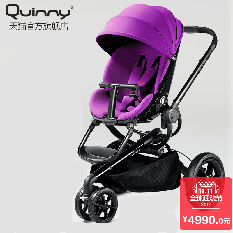 Quinny Moodd Baby Cart  Strollers For Dolls  Wheel For Stroller прогулочные коляски quinny yezz