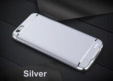 Перезаряжаемые внешнего резервного Батарея чехол для iPhone 6 6S плюс Мощность Bank Мобильный телефон Зарядное устройство чехол для iPhone 7 7 Plus