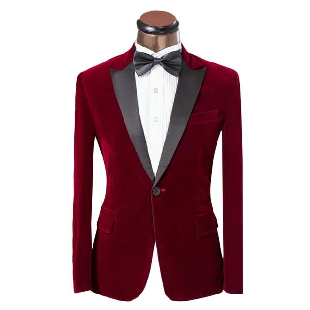 2017 Novo Traje Do Noivo Ternos Dos Homens Terno de Marca de Roupas Casuais Homens De Luxo Slim Fit Vestido Ternos Blazer Smoking do casamento calças
