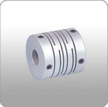CNC Stepper Motor Flexible Coupling Coupler 6.35mmx8mm shaft gnd coupling stepper motor gnd d40 l50 hole mini 6mm max 24mm plum jaw shaped clamp shaft coupler for servo motor