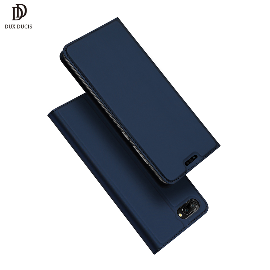 Huawei Honor 10 Case DUX DUCIS Luxury Flip Leather Wallet Book Cover Case for Huawei Honor 10 Honor10 5.84 Phone Case Coque BlueHuawei Honor 10 Case DUX DUCIS Luxury Flip Leather Wallet Book Cover Case for Huawei Honor 10 Honor10 5.84 Phone Case Coque Blue
