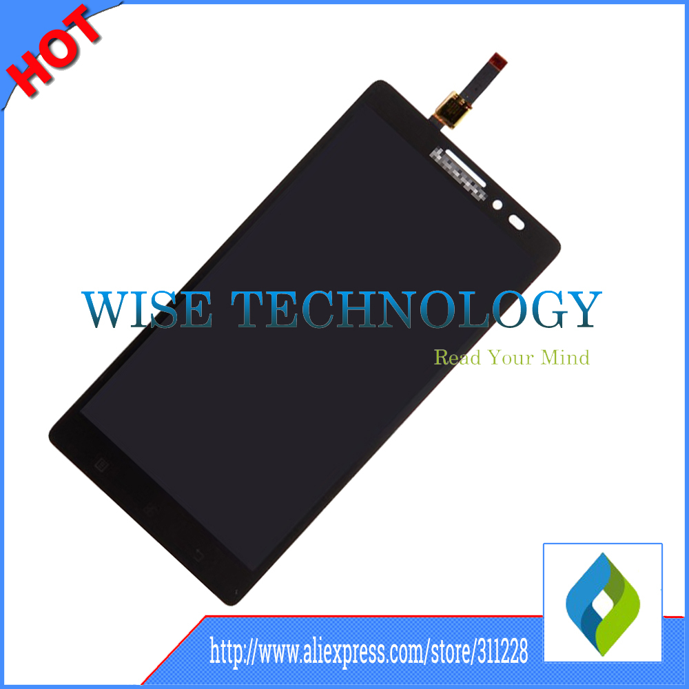 For Lenovo Vibe Z K910 Black New Full LCD Display Panel Screen+Digitizer Touch Screen Glass Assembly Replacement phone LCDscreen lcd display touch screen panel digitizer accessories for lenovo vibe k5 plus 5 0inch smartphone free shipping track number