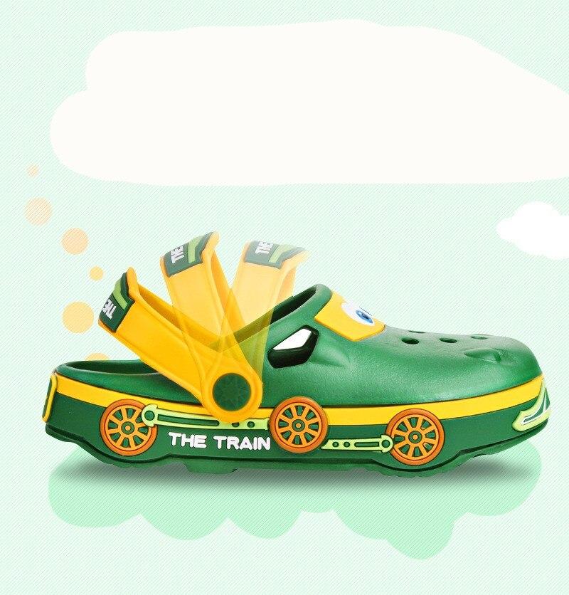 Топ модель автомобиля обувь детские сандалии для девочек Crystal Beach Обувь, сандалии детей мини-обувь для маленьких девочек сандалии двери тапо... ...