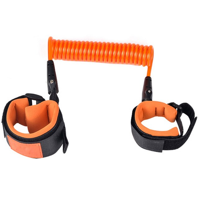 1.8m Children Anti-lost Rope Tow Belt Baby Child Safety Wrist Strap Baby Care And Safety Leashes Accessories VBQ94 T15 0.5