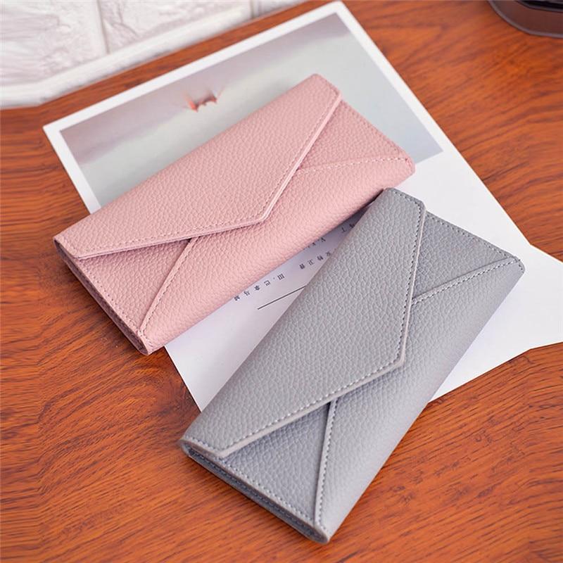 2018 Women Daily Use Clutches Handbag Quality Clutch Purse Fashion Handbag Wallet #0