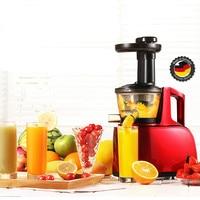 Juicer juicer lento velocidade é usado na máquina de suco. NOVO|Espremedores| |  -
