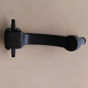 Image 3 - Voorste As Van Dualtron Elektrische Scooter Met Zwemmen Arm En Rubber Bar Voorwielophanging