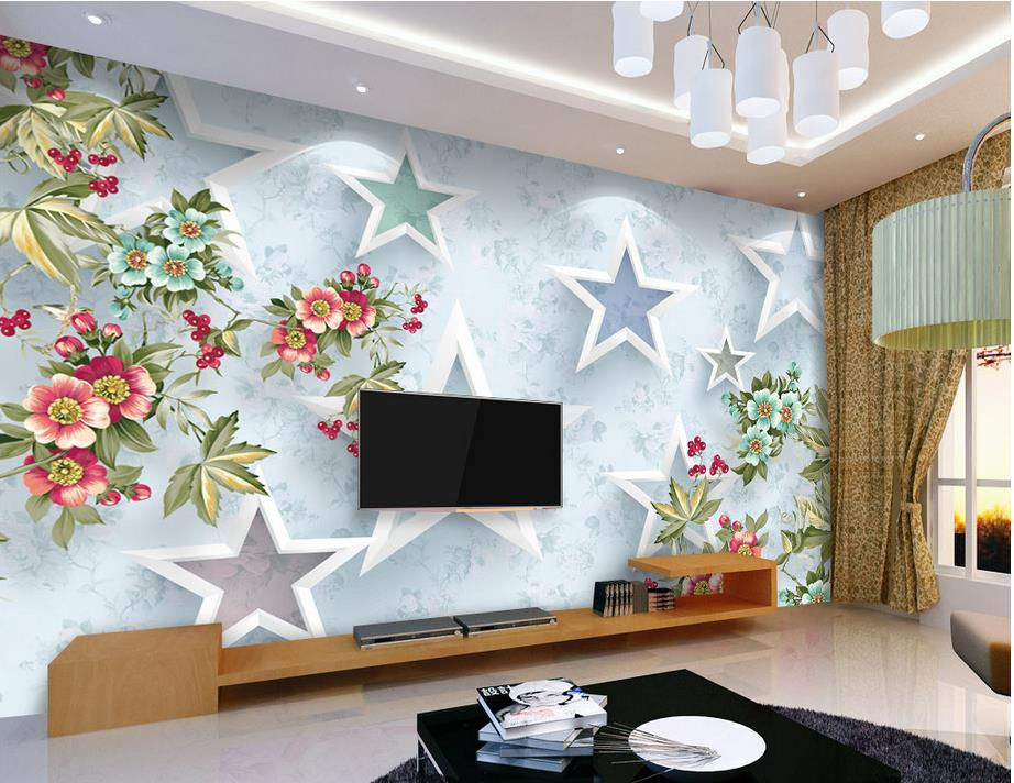 Online get cheap wallpaper wall mural for Cheap mural wallpaper