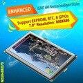 """7.0 """"Nextion Enhanced HMI Умных UART USART Серийный Сенсорный TFT ЖК-Модуль Дисплей Для Arduino Raspberry Pi Комплекты"""