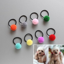 5pcs/lot pet dog grooming bows hair clips for dogs Teddy poodle pin accessories