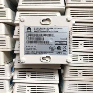 Image 5 - Nuevo equipo usado 90%, 20 Uds. De router usado de fibra óptica Huawei Gpon Onu HG8310M ftth ont 1GE sin alimentación y cajas