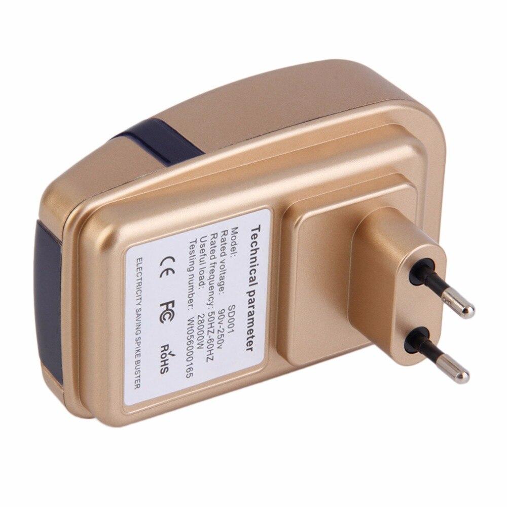 ahorro de energía eléctrica Wilteexs electricidad Caja de Ahorro 90 V-240 V