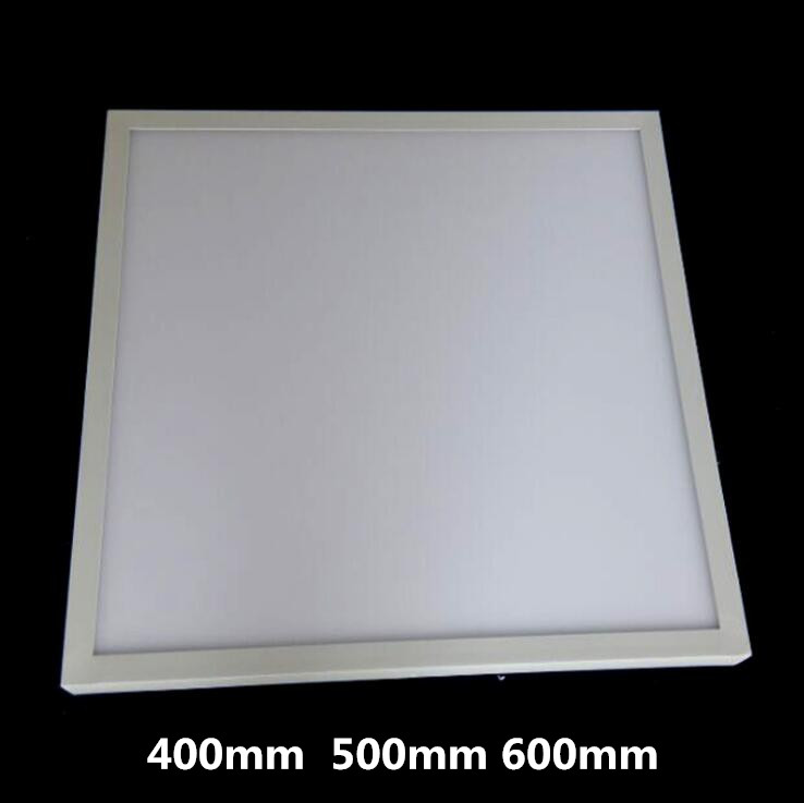 1pcs 400mm 500mm 600mm LED Panel Light bulb Round Square 30w 36w 48w LED Ceiling lamp Lights LED Downlight AC110v-220V ultra thin led ceiling panel lights 600 600mm 36w 40w 5years warranty panel light lamp rectangle 60 60cm for home 600x600mm