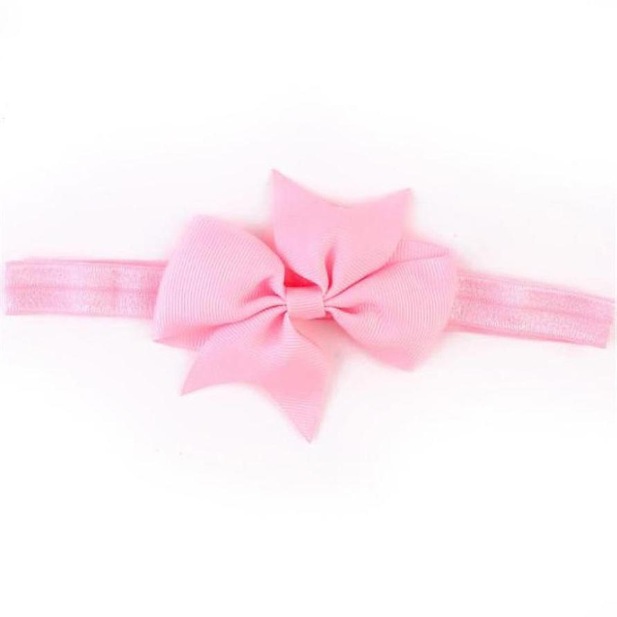 Very cute Girls Elastic Headbands Headband Photography Cloth hair pins and clips floral elastique very soft Vicky