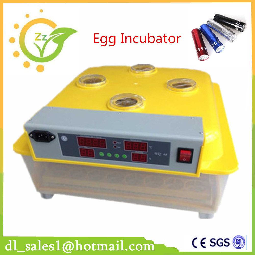 High Quality Temperature Controller Poultry Incubator Machine Automatic 48 Egg Incubator  temperature controller digital temperature controller for incubator 48 48 70mm spg 6000