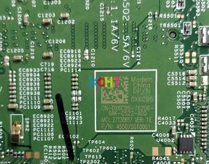 Image 4 - עבור Dell Inspiron 13 7368 15 7569 X6C95 0X6C95 CN 0X6C95 w i5 6200U מעבד 2.3 GHz DDR4 מחשב נייד האם Mainboard נבדק