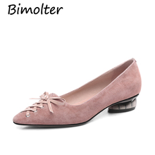 Bimolter Genuine Leather Women Flats Shoe Fashion Casual Lace Soft Loafers Spring Autumn ladies shoes Sheepsude Boat Shoes NB023