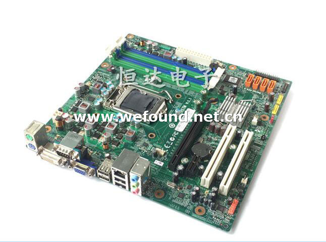 100% working desktop motherboard for A85 M80 IH57M REV:1.1 LGA 1156 mainboard fully tested brand 1156 mainboard ih57m v1 1