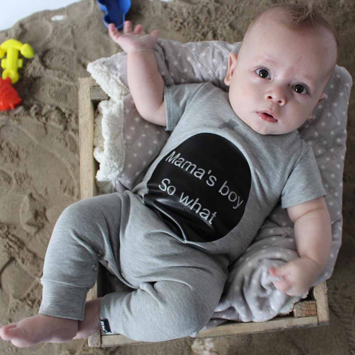 Summer 2018 mamas boy import baby clothes cute baby black clothes newborn 24m twins short sleeve baby boy romper infant in rompers from mother kids on