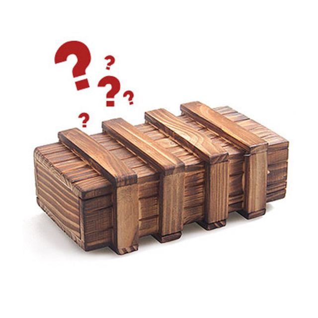 Us 502 Puzzle Box Wood Magic Tricks Wooden Educational Box Chinese Classic Brain Teaser Puzzle Toy Gift In Puzzles From Toys Hobbies On