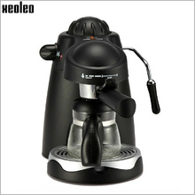 Xeoleo Italy Semi- Automatic Espresso Coffee Maker 800W Cafe Machine Coffee Machine Milk Foam Make Machine