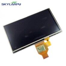 "Original Original 6.1 ""pulgadas de pantalla LCD para 59.06A22.003 A061VTT01.0-5045H03 GPS pantalla LCD de pantalla con pantalla Táctil digitalizador"