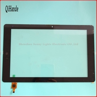 10.1 inch Black for chuwi Hi10 Pro CW1529 Dual PQ64G42160804644 OS Windows & Android Intel Tablet Panel Digitizer Sensor