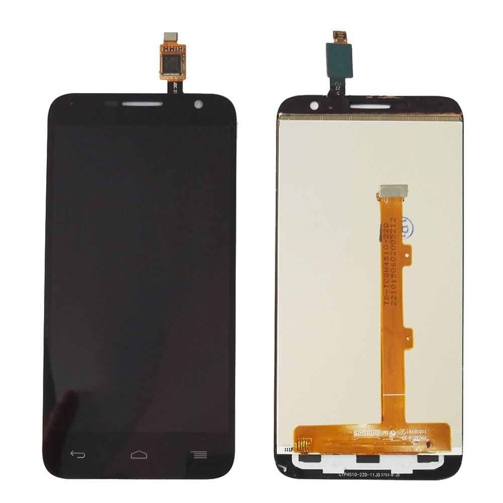 LCD Display + Touch Screen Digitizer Glass Assembly For Alcatel One Touch Idol 2 mini 6016 OT-6016A 6016X 6016E 6016D