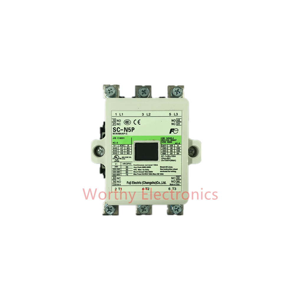 AC DC24V 36V 48V 110V 220V SCN5 SC N5 Dc contactor