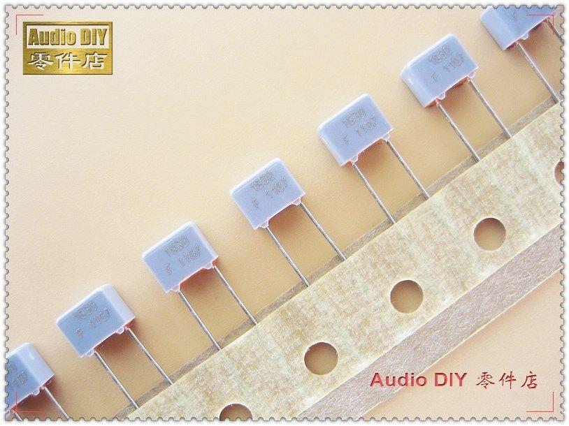 10PCS/50PCS KP1830 1000pF 100V 100v1000pf 2.5% film capacitor 1nF 10210PCS/50PCS KP1830 1000pF 100V 100v1000pf 2.5% film capacitor 1nF 102