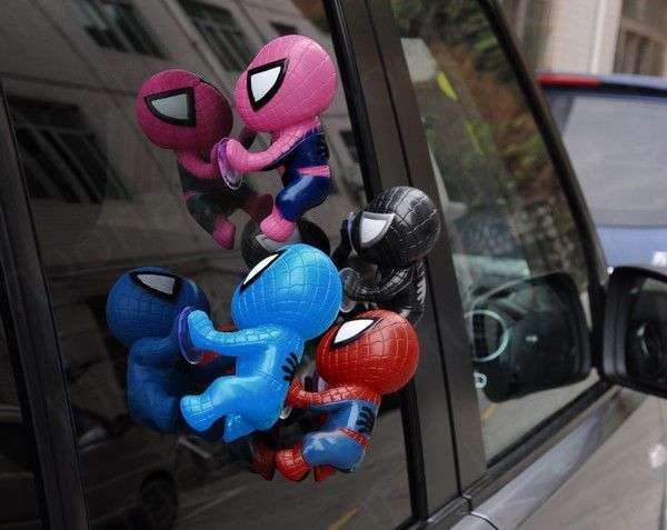 Spider-Man Window Sucker Toy